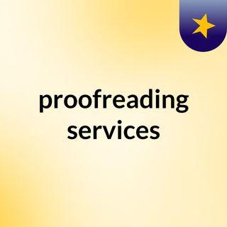 Manual Proofreading Vs Professional Editors