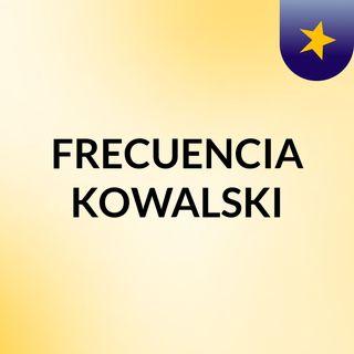 FRECUENCIA KOWALSKI