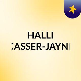 HALLI CASSER-JAYNE
