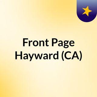 Front Page Hayward (CA)