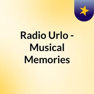 Radio Urlo - Musical Memories