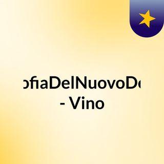 #LaFilosofiaDelNuovoDecennio - Vino