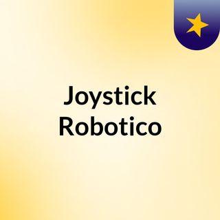 Joystick Robotico