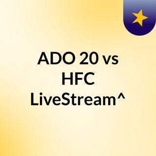Oss '20 v HSC '21 Live Stream!