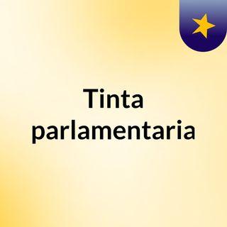 Tinta parlamentaria