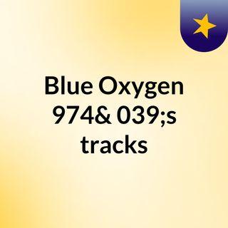 blue Oxygene 974