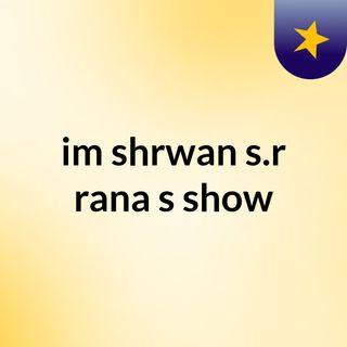 Shrwan Rana