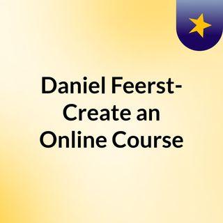 DANIEL FEERST – Works @ WorkExcel.com