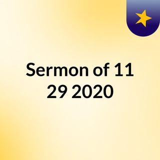 Sermon test