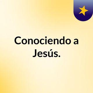 Introducción a quién es Jesús.