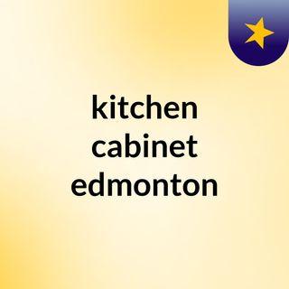 kitchen cabinet edmonton