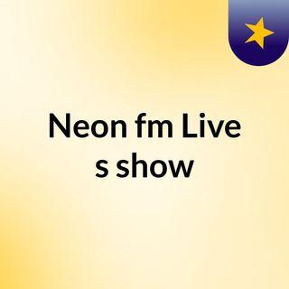 NEON FM LIVE ДОБРОГО ДНЯ