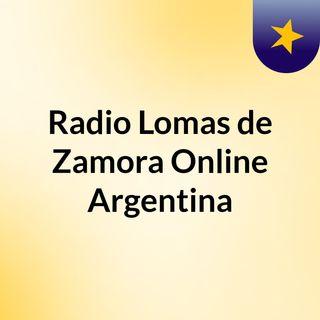 DOMINGO CRISTIANO EN RADIO LOMAS DE ZAMORA -   www.radiolomasdezamora.com