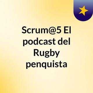 Scrum@5 #14 Rugby infantil Saint John's en Festival ABSCH