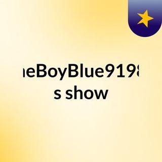 #TheBoyBlueMonth #Sep19th #TheBoyBlueDay