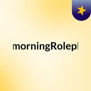 GoodmorningRoleplayers