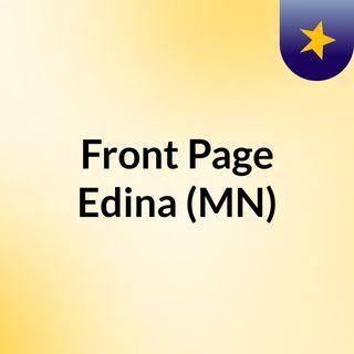 Front Page Edina (MN)