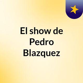 Podcast Pedro Blázquez
