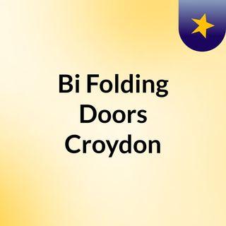 Bi Folding Doors Croydon
