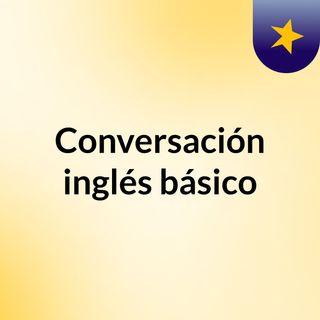 Conversación inglés básico