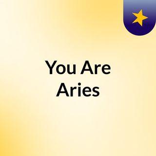 Aries (May 13 2021)