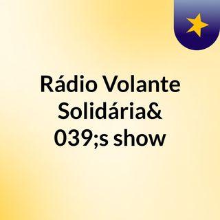 Rádio Volante Solidária Fm