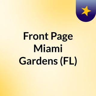 Front Page Miami Gardens (FL)