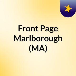 Front Page Marlborough (MA)