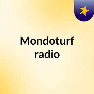Mondoturf Radio puntata pilota