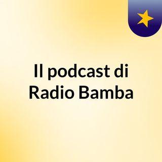 Le bottiglie d'acqua—Radio Bamba