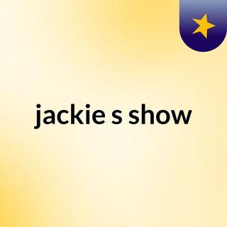 jackie's show