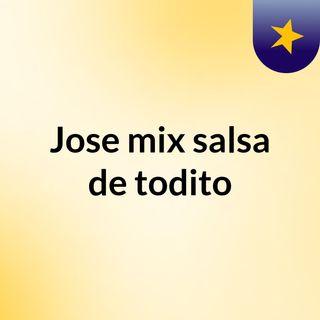 Salsa Mezcla 1 dj jose