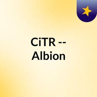 CiTR -- Albion