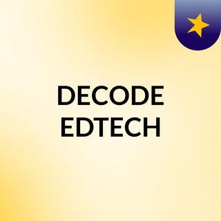DECODE EDTECH