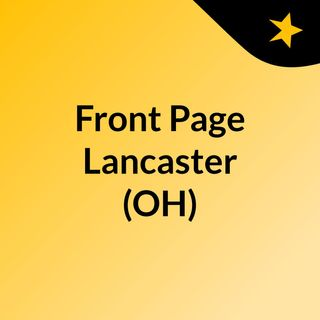 Front Page Lancaster (OH)
