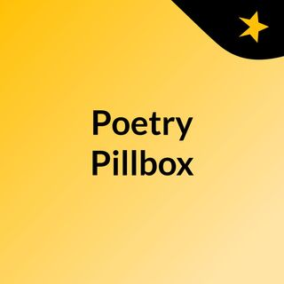 Poetry Pills: The drive