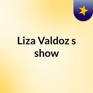 Liza Valdoz's show