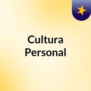 Cultura Personal