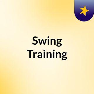 Swing Training