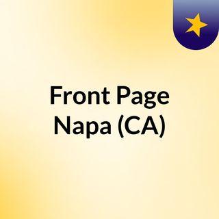 Front Page Napa (CA)