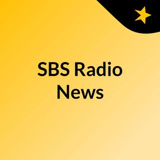 SBS Radio News at 1 O'Clock