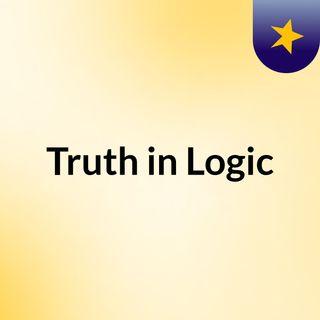Truth in Logic