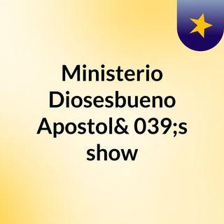Miercoles 23/05/218 Apostol Juan Luna