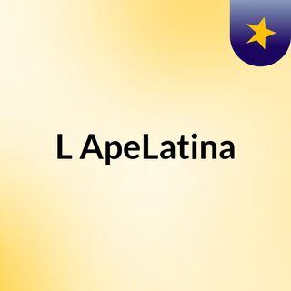 L'ApeLatina