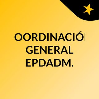 Invitación. Proceso de Preinscripción XI Cohorte EPDADM