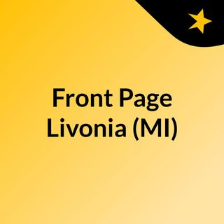 Front Page Livonia (MI)