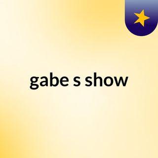 gabreil herrick my podcast/gabriel h