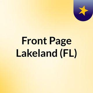 Front Page Lakeland (FL)