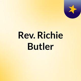 Rev. Richie Butler