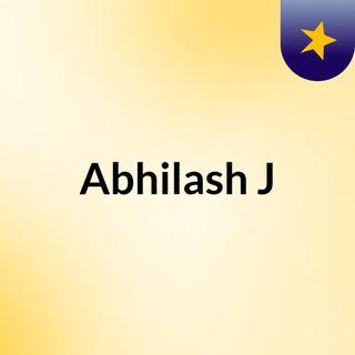 Abhilash J